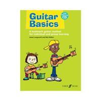 Guitar Basics by James Longworth (author), Nick Walker (author)