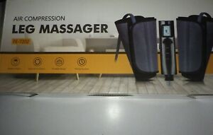 Balhvit Leg Massager for Circulation with Heat, Air Compression Calf Massager