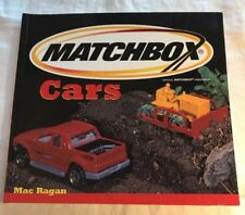 Matchbox Cars The First 50 Years Official Matchbox Publication By Mac Ragan