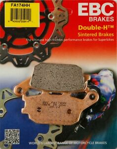 EBC - FA174HH - Double-H Sintered Brake Pads - Made In USA