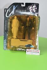 The X-Files series 1 Fox Mulder Action Figure w/cadaver Elektra nuevo embalaje original rar