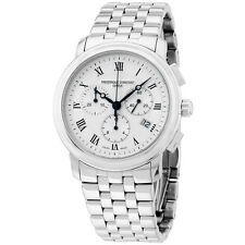 Frederique Constant Men's FC292MC4P6B2 Classics   Swiss Quartz Silver Watch