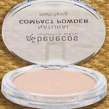 benecos Natural Compact Powder Porcellain 9g Kompaktpuder Naturkosmetik Bio