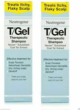 Brand New Neutrogena T/Gel Therapeutic Shampoo 2 x 250mL