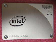 "HP Intel Pro 1500 Series 735236-001 2.5"" 180 Go SSD SATA 6GB/s 25 Presque comme neuf 702864-001"
