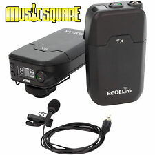 Rode Microphones RODElink Wireless Filmmaker Kit -IN ORIG BOX -