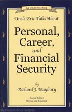 NEW Uncle Eric Talks About PERSONAL CAREER FINANCIAL SECURITY Bluestocking Press