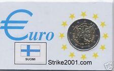 2 EURO COMMEMORATIVO FINLANDIA 2005 FDC