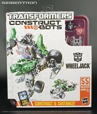 Construct-Bots WHEELJACK Elite Class Transformers E1:01 G1 Hasbro New 2013