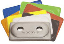 Trail Aluminum Support Plates DOUBLE DIGGER Woody's Blue Red ADD2-3795 ADD2-3790