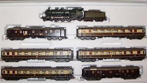 Märklin H0 26506 Steam Locomotive Train Set Digital Boxed New Condition