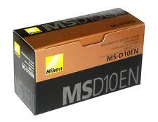 Nikon MS-D10EN Lithium Batteriehalter für MB-D10 zur D300 D300s D700 (NEU/OVP)