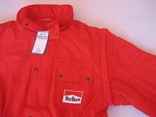 Nuevo ORIG. hochw. marlboro invierno chaqueta forradas rojo XXL 56-58/Ferrari