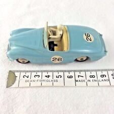 Dinky Toys Meccano Sunbeam Alpine Competition Blue 107