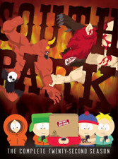 South Park Complete Season 22 Region 1 DVD Digipack