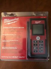 Milwaukee (2280-20) Laser Distance Digital Meter Electronic Tape Measure NEW NIP