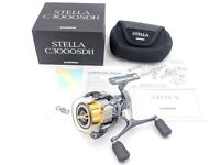 SHIMANO 14 STELLA C3000SDH SPINNING REEL Freshwater Fishing bass from japan
