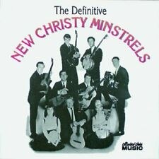 NEW CHRISTY MINSTRELS - DEFINITIVE - COLLECTORS' CHOICE - (2) CD SET