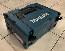 Makita Makpac Gr.2 leer Systemkoffer Systainer Werkzeug Koffer gebraucht