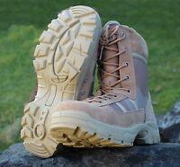 BW Einsatzstiefel Boots Schuhe Stiefel Tropentarn Desert Camo Kampfstiefel 44