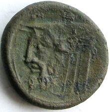 Akarnania, Federal coinage_3rd century BC_AE20_Leukas mint