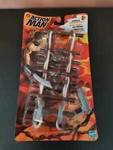 VERY RARE 1999 ACTION MAN JUNGLE BRIDGE KIT TROPICAL MISSION HASBRO NEW SEALED !
