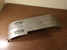 Vintage John Deere Snowmobile Clutch Guard AM54302 Liquifire Cyclone