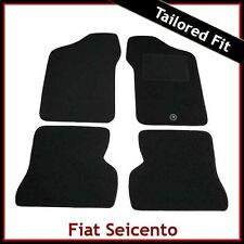 Fiat Seicento (1998 1999 2000 2001...2003 2004) Tailored Fitted Carpet Car Mat