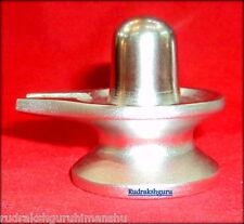 Parad Shivling / Mercury Shivlinga / Padrasam Shivlingam - 175 gm - 2 inches