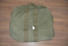 Used Canadian or US Air Force military kit bag flyers 01/87 (refkb12bte130)