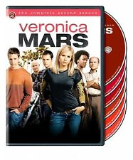 Veronica Mars Complete Series 2 DVD Collection 6 Discs Set Brand NEW