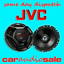 """JVC CS DR1720 17CM 6.5"""" INCH 250 WATTS 2 WAY COAXIAL CAR VAN DOOR SPEAKERS"""