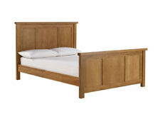 Oak Memory Foam Medium Beds with Mattresses