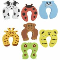 7-pack Baby Kid Proofing Door Stopper Pinch Guard Foam for Finger Protection