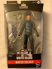 MIP 2021 HASBRO MARVEL LEGENDS  FALCON AND THE WINTER SOLDIER  WINTER SOLDIER