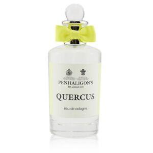 NEW Penhaligon's Quercus Cologne (EDC) Spray 3.4oz Mens Men's Perfume