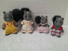 Sylvanian Families  Skunk Family Bouquet  Flair Retired