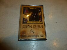 DURAN DURAN - Seven And The Ragged Tiger - Scarce 1983 UK 9-track cassette