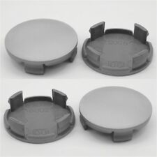 Wheel center caps centre universal alloy rim plastic 4x hub cap 57 - 62.5 mm