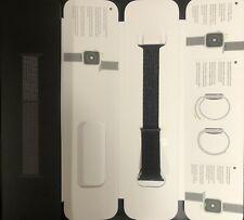 Genuine Apple Watch Nike Sport Loop Band 44mm Black