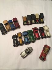Vtg 1960-70's Toy Cars Hot wheels Doozie Zyimax Vauxhall Simplex Tomica 18
