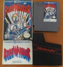 Gioco Robo Warrior Nintendo Nes giochi