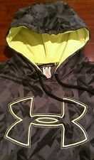 Under Armour Fleece Camo Hoodie Hoody Sweatshirt Mens Medium FOOTBALL BASKETBALL