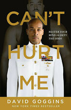 Cant Hurt Me Master Your Mind and Defy The Odds by David Goggins Digital Only