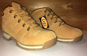 LUGZ Men's MJ3K-7431 JAM II Golden Wheat/Cream/Gum 10 USA