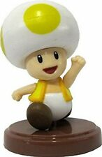 "Furuta ~1.25"" - 2"" [Super Mario Choco Egg Mini-Figure - NO CANDY] - Yellow Toad"