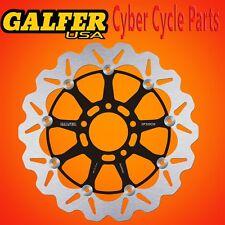 Galfer Front Floating Wave Rotor For '01-'02 Suzuki GSXR 1000 DF320CW