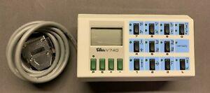 EFKA VARIOCONTROL V740 OPERATION PANEL