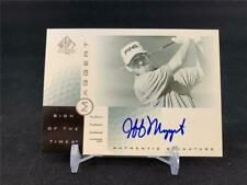 2001 UPPER DECK SP AUTHENTIC JEFF MAGGERT SIGN OF THE TIMES AUTO