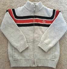 Clothing, Shoes & Accessories Conscientious Nwt Polo Ralph Lauren Cardigan Sweater Size 24 Months Red
